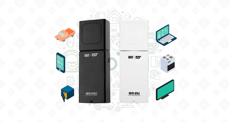 セパレート型UHF帯RFIDリーダライタ:DOTR-900Jシリーズ|RFID Room